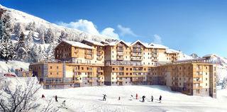 LES MENUIRES MMV ski
