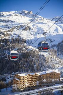 TIGNES MMV ski