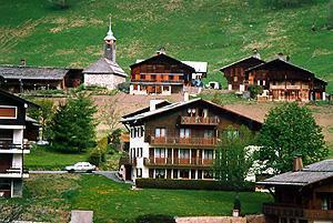 Résidence Les Cossires - Le grand bornand - residence - Montagne Vacances