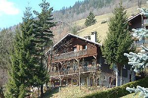 Résidence Lou R'Bat Pays - Le grand bornand - residence - Montagne Vacances