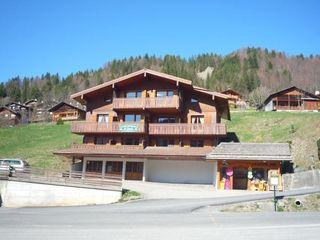 Résidence La Duche - Le grand bornand - residence - Montagne Vacances