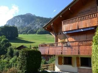 Chalet Marion - Le grand bornand - Montagne Vacances