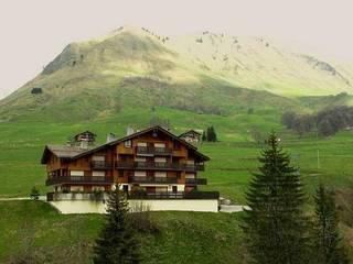 Résidence Bérangère - Le grand bornand - residence - Montagne Vacances