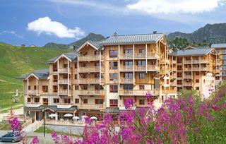 Residence Prestige Odalys Front de neige Plagne Village
