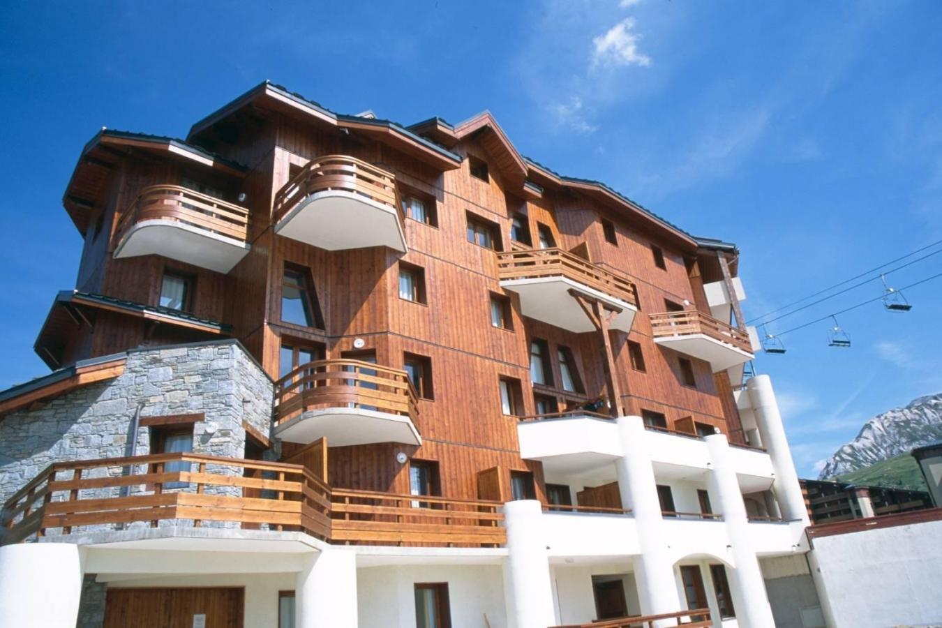 Apartment holiday in Les Chalets et Lodges des Alpages Plagne Soleil