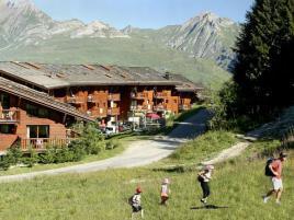 Apartment holiday in Residence Pierre et Vacances Les Alpages de Chantel Arc 1800