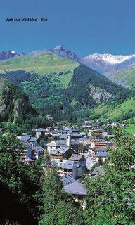 VALLOIRE Montagne Vacances