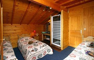 Apartment holiday in Chalet Le Soleil Levant