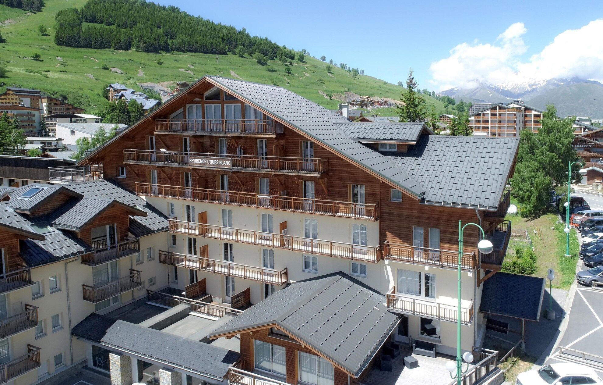 LES 2 ALPES Odalys Vacances ski