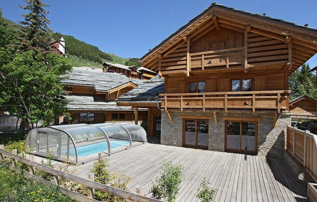 Apartamentos vacaciones en Chalet Prestige Lodge