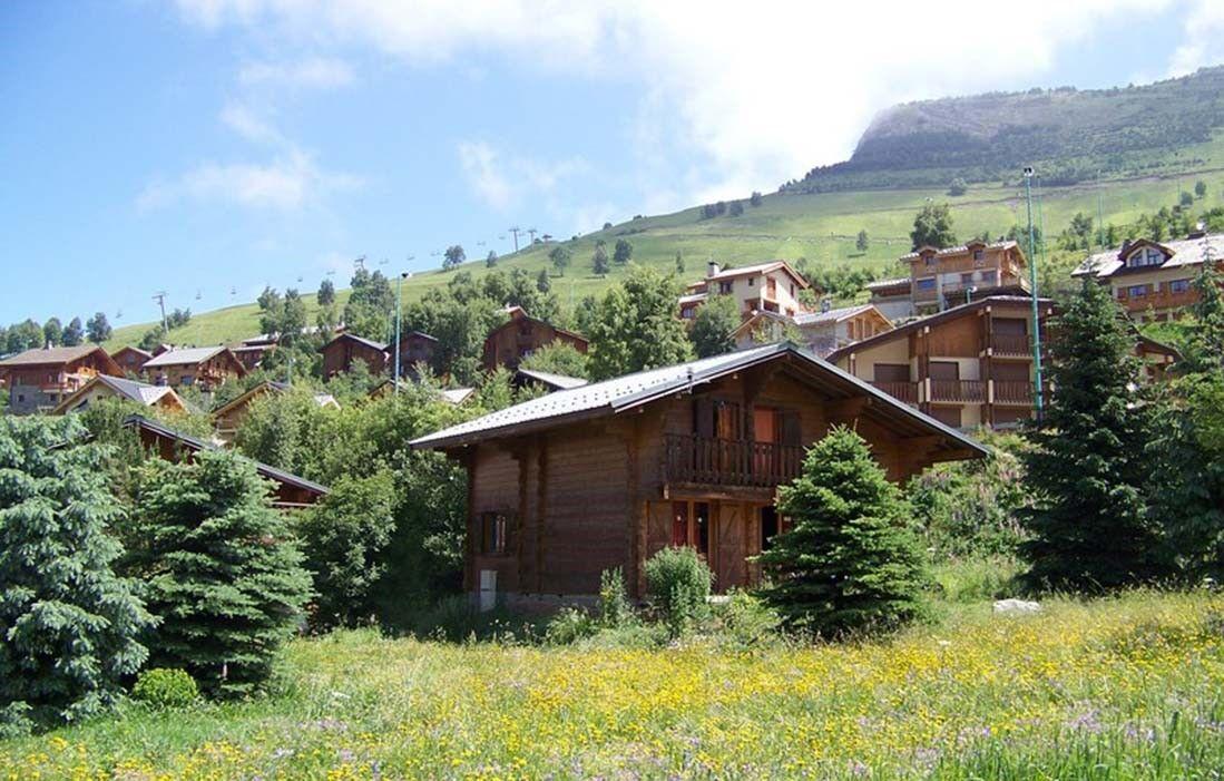 Apartamentos vacaciones en Chalet Soleil d'Hiver