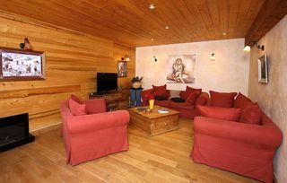 Apartamentos vacaciones en Chalet Harmonie