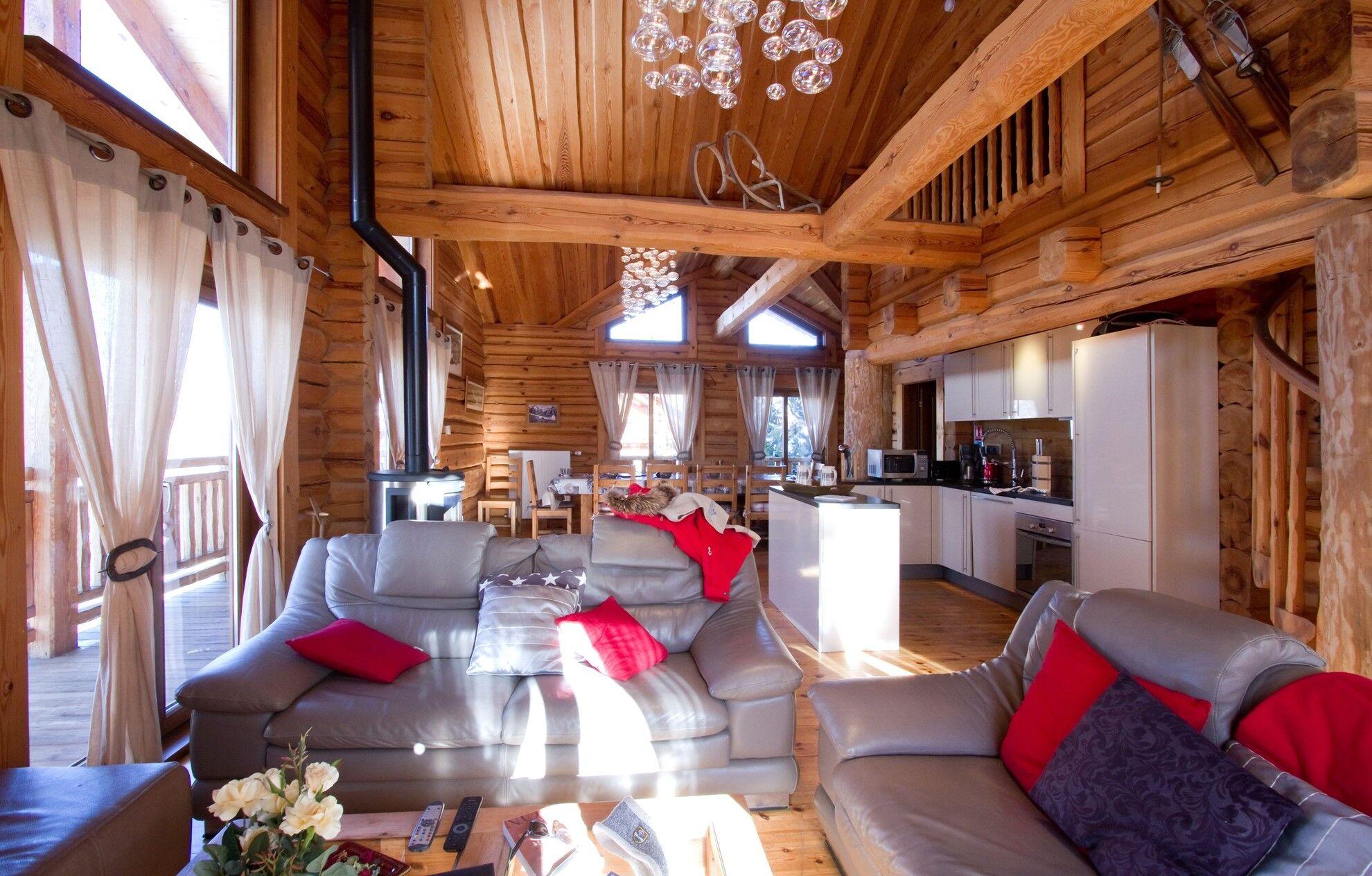 Apartamentos vacaciones en Chalet Leslie Alpen