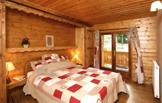 Apartamentos vacaciones en Chalet De Marie