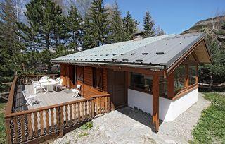 Apartamentos vacaciones en Chalet Les Jonquilles