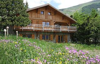 Apartamentos vacaciones en Chalet La Muzelle