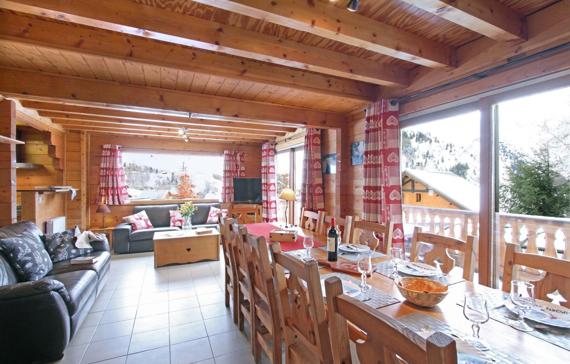 Apartamentos vacaciones en Chalet Le Soleil Levant