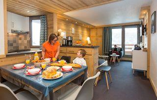 LES MENUIRES Odalys Vacances ski