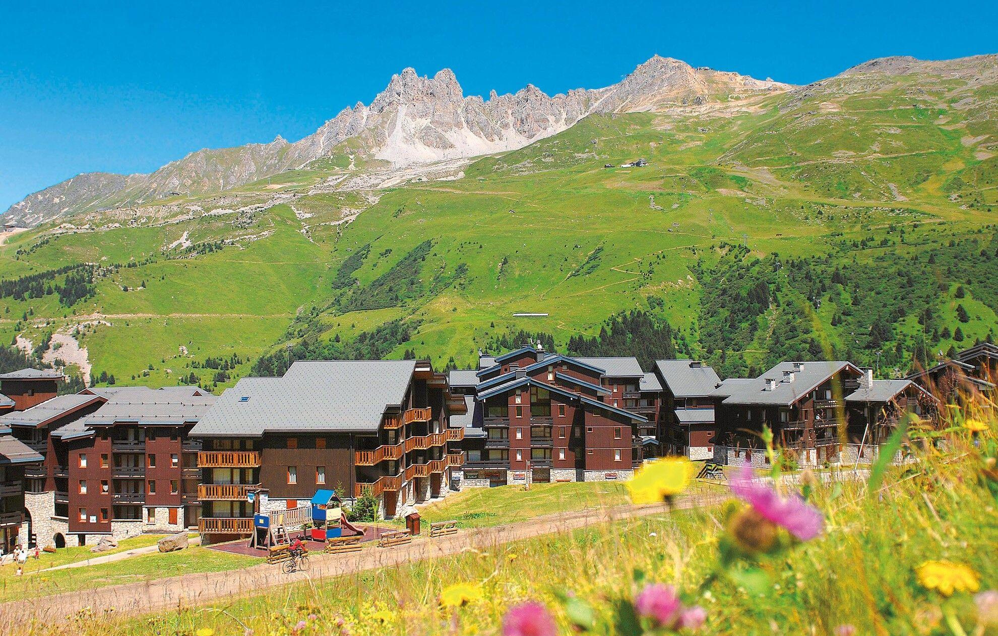 MéRIBEL Odalys Vacances ski