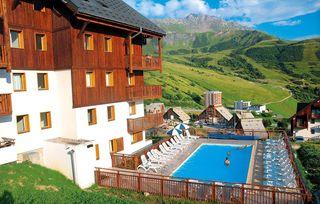 ST FRANçOIS LONGCHAMP Odalys Vacances ski
