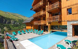 VALLOIRE Odalys Vacances ski