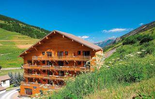 VARS Odalys Vacances ski