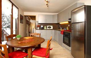 Apartamentos vacaciones en Chalet Alpina