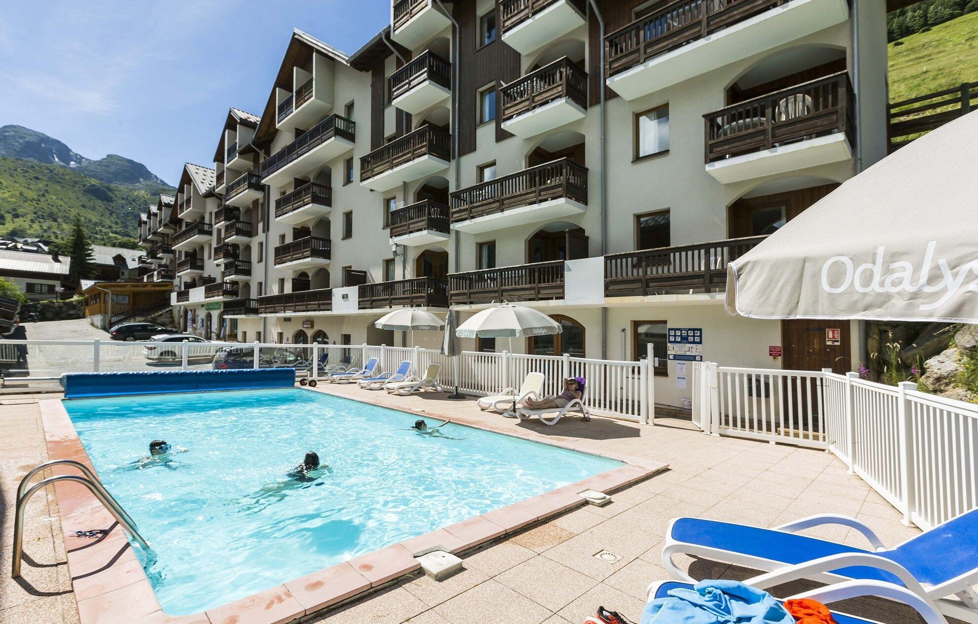 SAINT SORLIN D'ARVES Odalys Vacances ski