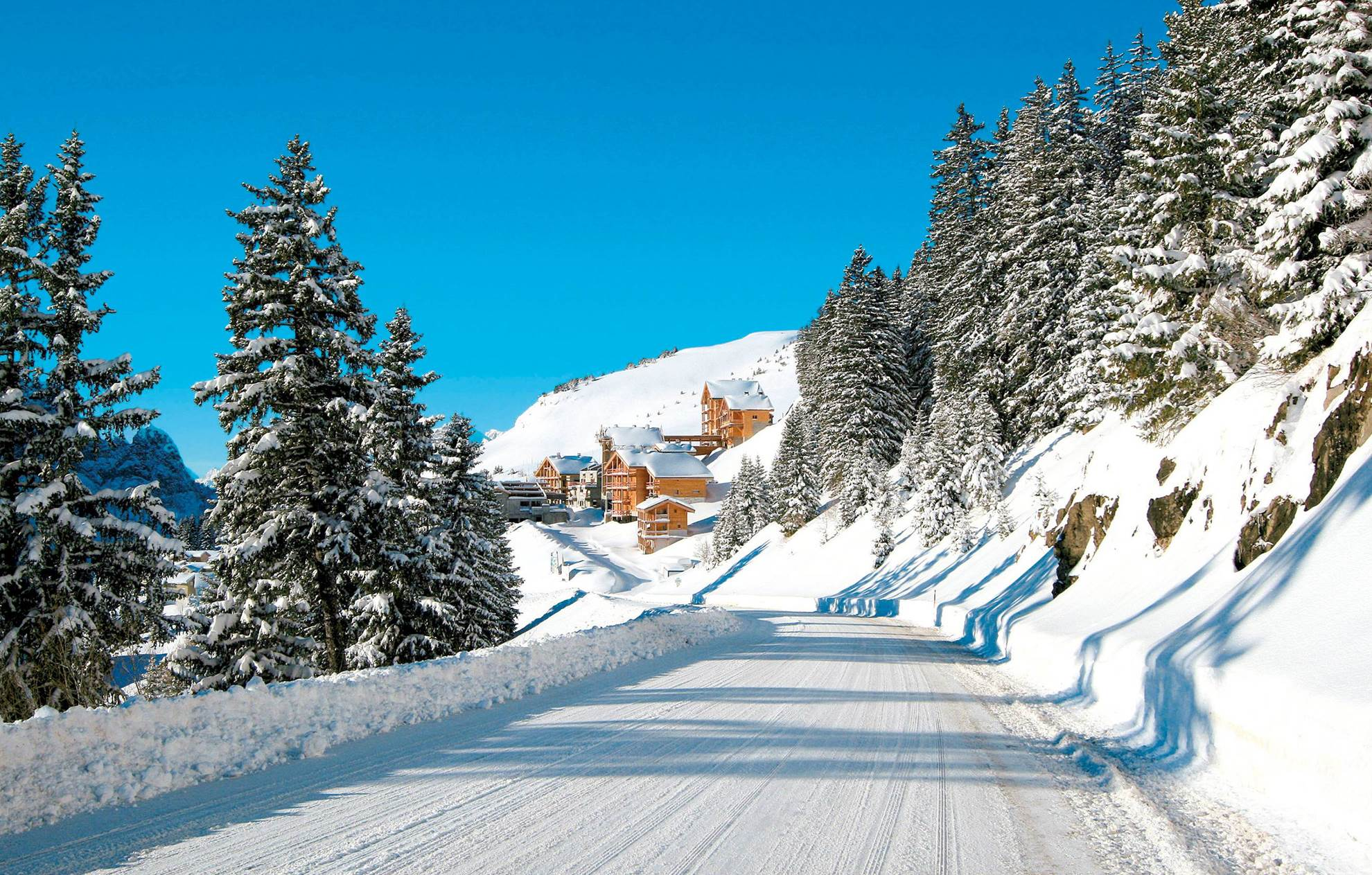 FLAINE Odalys Vacances ski
