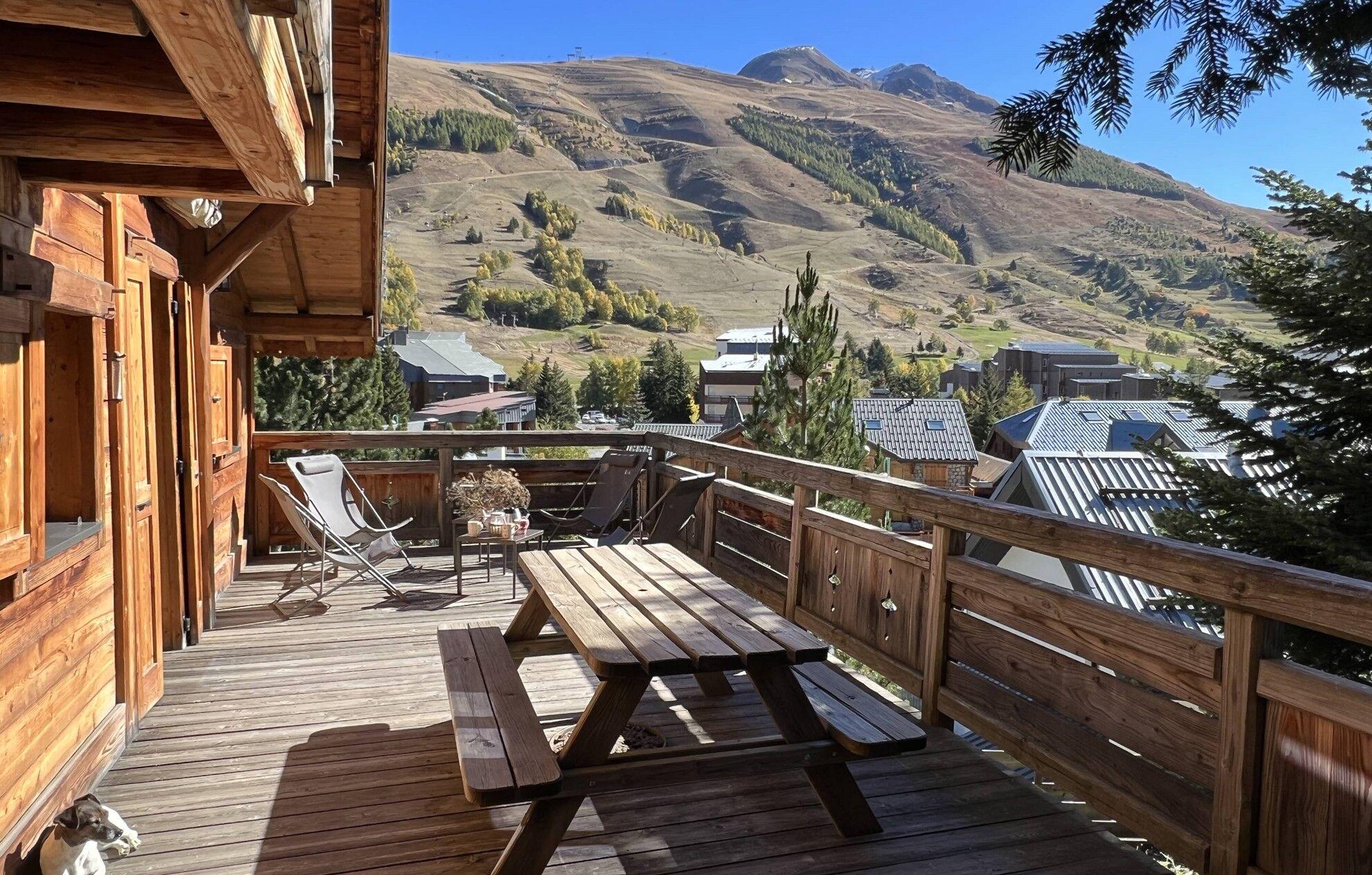 Apartamentos vacaciones en Chalet Les Alpages