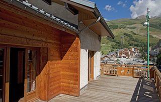 Les 2 alpes, Maison de particulier aux 2 alpes