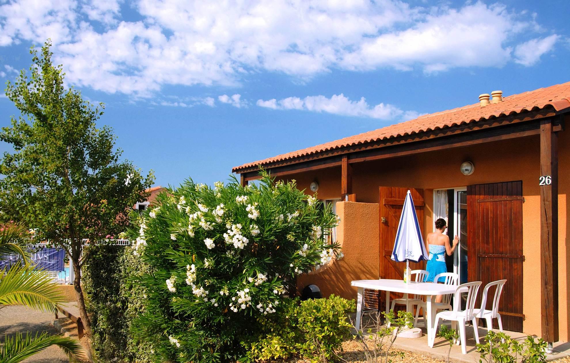 Résidence Odalys Beausoleil - Narbonne plage -