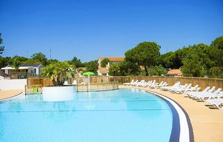 Holiday villages in Camping La Redoute