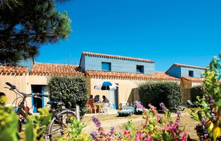 Apartment holiday in Domaine de plein air - Camping Vitalys Saint Martin
