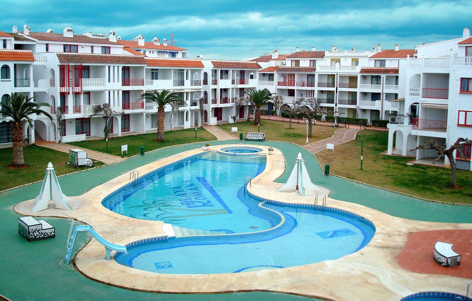 Apartamentos vacaciones en Playa romana village