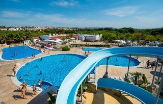 Camping Creixell Beach Resort