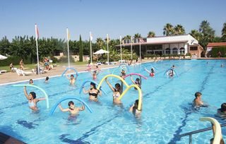 Mobile home rentals in Camping Playa Cambrils Don Camilo