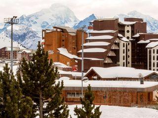 Alpe d'huez, Résidence Pierre & Vacances L'Ours Blanc