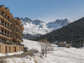 Pas de la case, Résidence Andorra Bordes d'Envalira Soldeu