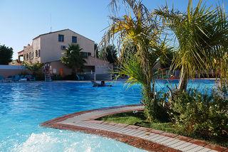 Apartamentos vacaciones en Camping Village Siblu Les Sables du Midi