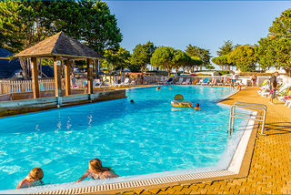 Holiday villages in Camping Siblu Le Conguel