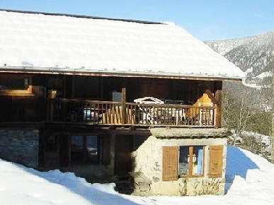 Apartment holiday in Chalet Grand Massif