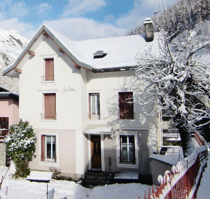 Apartamentos vacaciones en Chalet La Brise