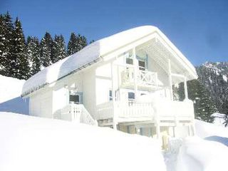 Apartment holiday in Chalets Hameau de Flaine