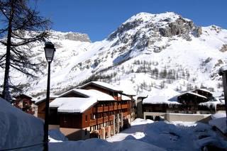 Val d'isère, Résidence Odalys Les Jardins de Val et Les Verdets