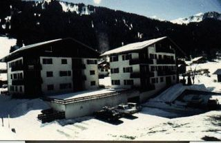 Châtel, Résidence Le Mont de Grange