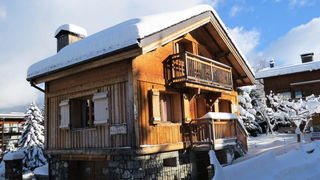 Apartment holiday in Chalet Meleze Courchevel 1300
