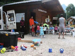 Camping Le Colporteur Bourg d'Oisans