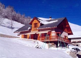 Apartment holiday in Chalet Les Clos Marguerand