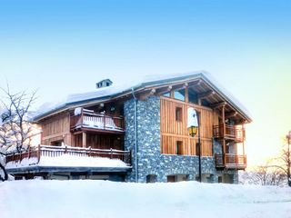 Apartment holiday in Chalet d'Edmond Arc 1600